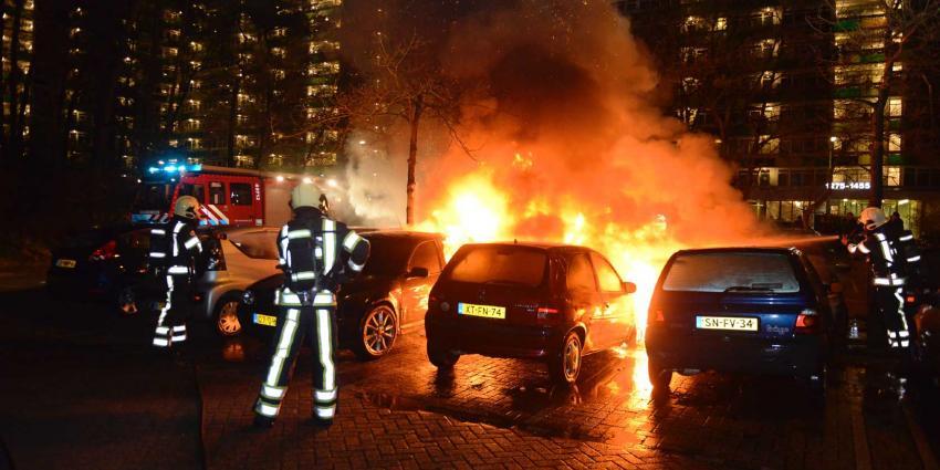 foto van autobrand | Aneo Koning | www.fotokoning.nl