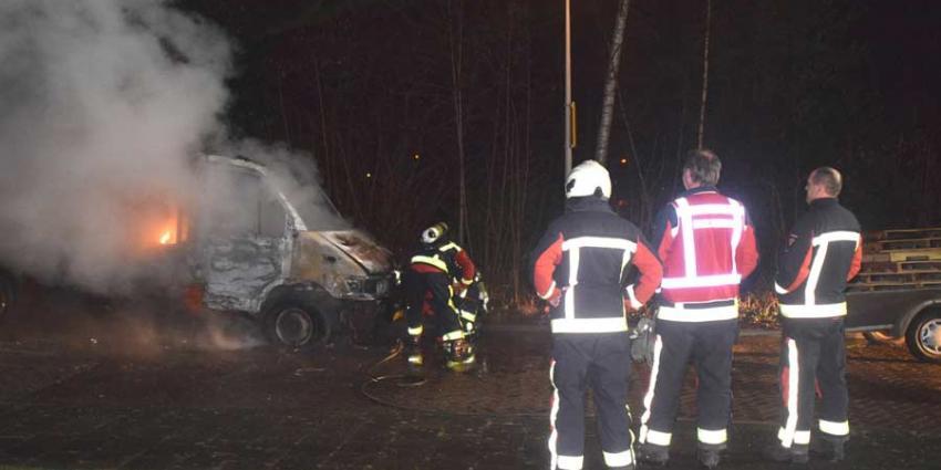 En weer autobrand in Hoogeveen