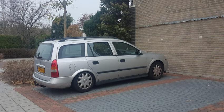 Auto gevonden in zaak poging doodslag op agent