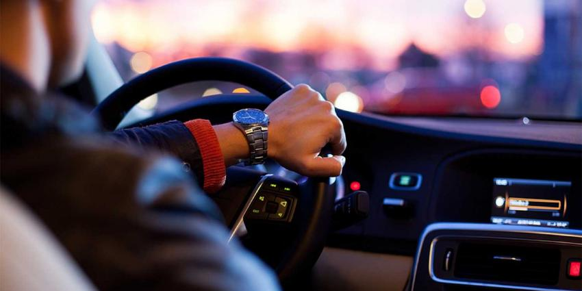 automobilist-stuur