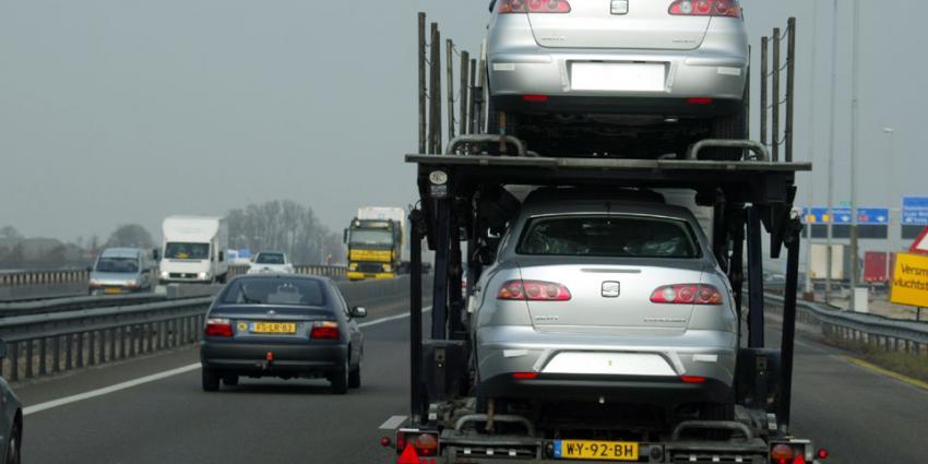 Import gebruikte auto's bedreigt Nederlandse klimaatambities