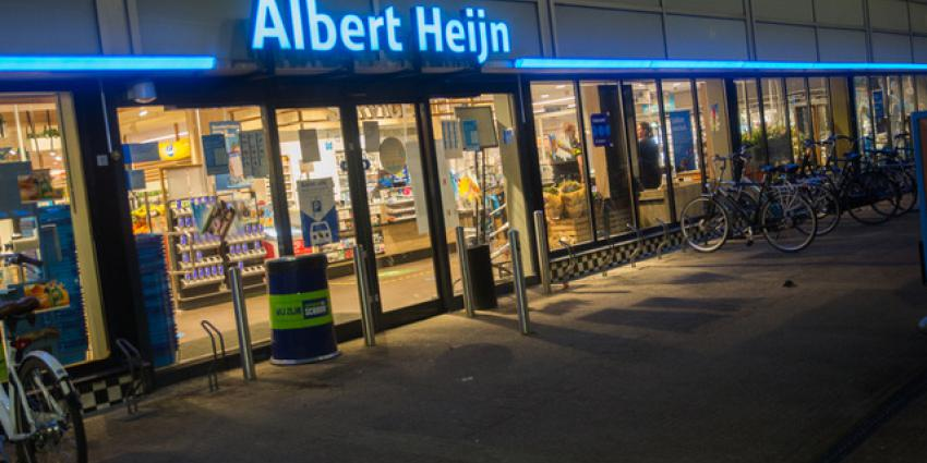 overvallen supermarkt