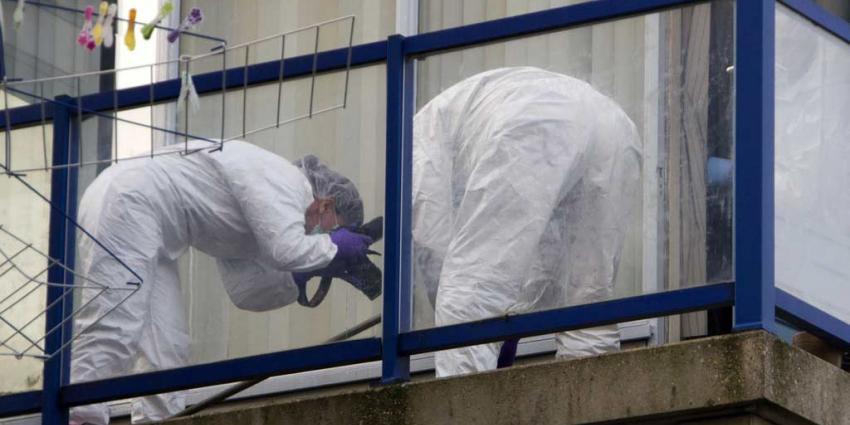 Vrouw aangehouden na vondst overleden baby