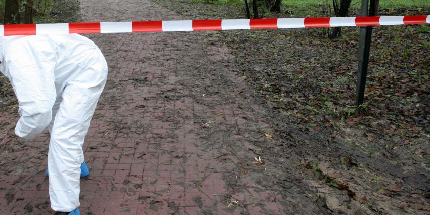 Politie woensdag weer op zoek naar menselijke resten in Etten-Leur