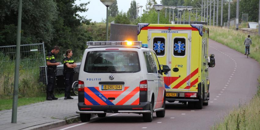 Twee gewonden bij ongeval met bakfiets