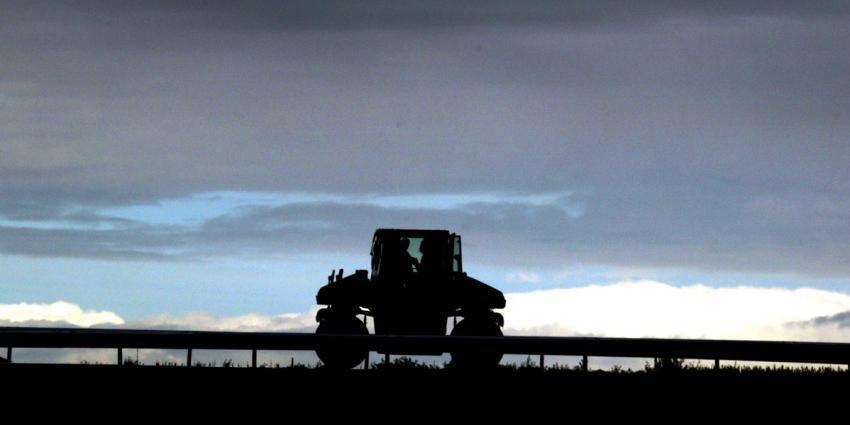 foto van wegenbouw | fbf
