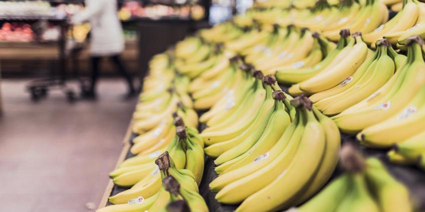 bananen, supermarkt