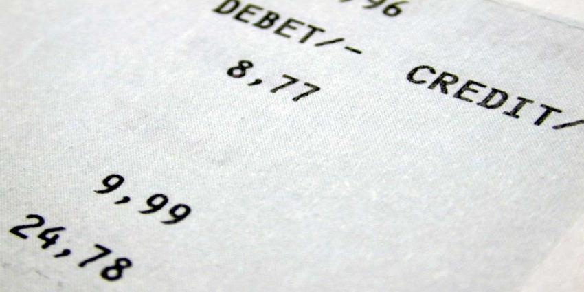 betaal gegevens