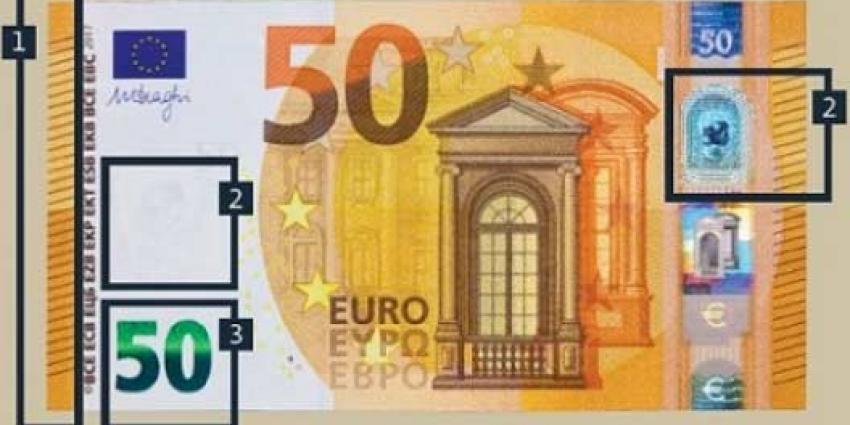 nieuw biljet van 50 euro in omloop blik op nieuws. Black Bedroom Furniture Sets. Home Design Ideas