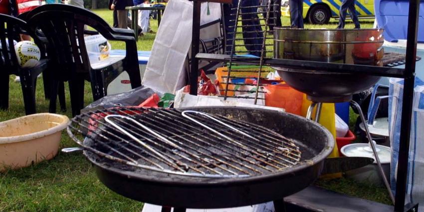Weekend telt 7 slachtoffers met brandwonden door barbecue