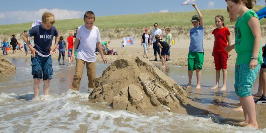 Battle of the Beach langs hele Noordzeekust