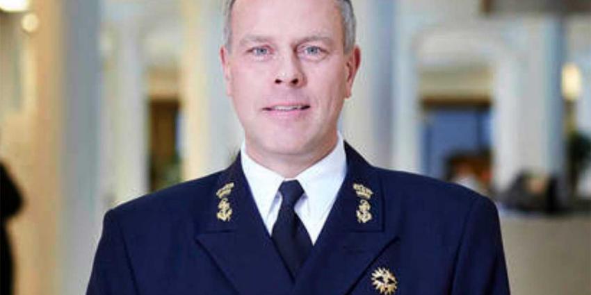Luitenant-admiraal Rob Bauer nieuwe Commandant der Strijdkrachten