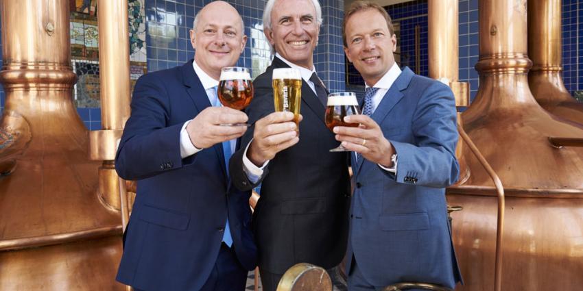 Bavaria neemt Belgische brouwer Palm over
