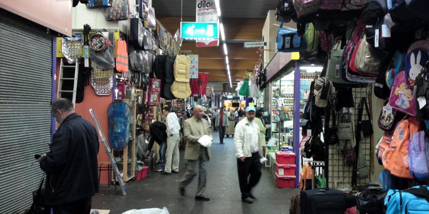 Vier hallen Beverwijkse Bazaar gesloten om veiligheid