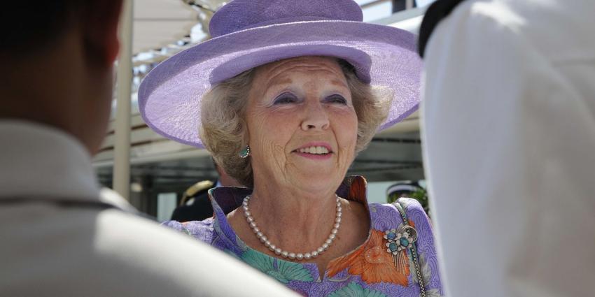 Koningin bedankt alle Nederlanders
