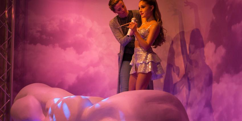Madame Tussauds presenteert Ariana Grande