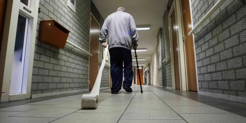 foto van bejaarde | Peter van de Oetelaar