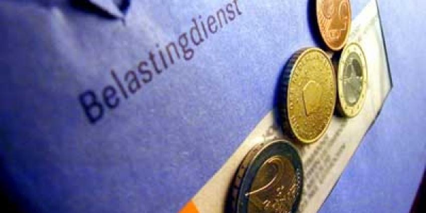 Foto van enveloppe belastingdienst | EHF