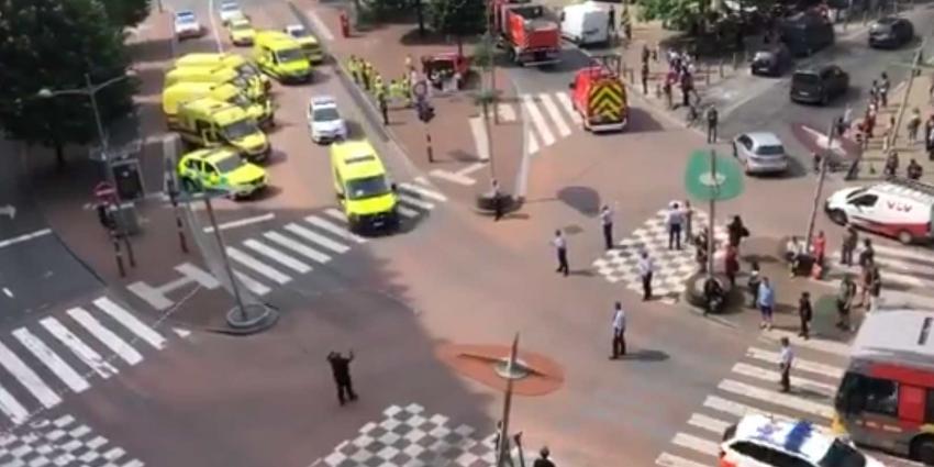 Twee agenten en passant in Luik doodgeschoten