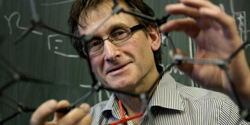 Nobelprijs voor RUG-hoogleraar Ben Feringa