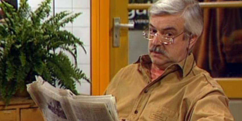 Acteur Ben Hulsman (86) overleden