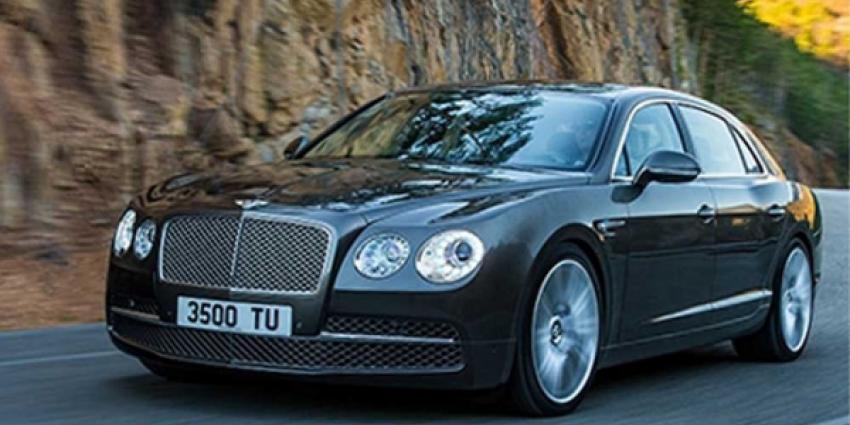 De ultieme limousine: de nieuwe Bentley Flying Spur