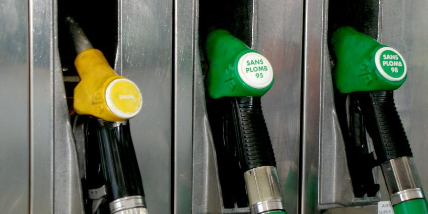 Overval op tankstation in Assen