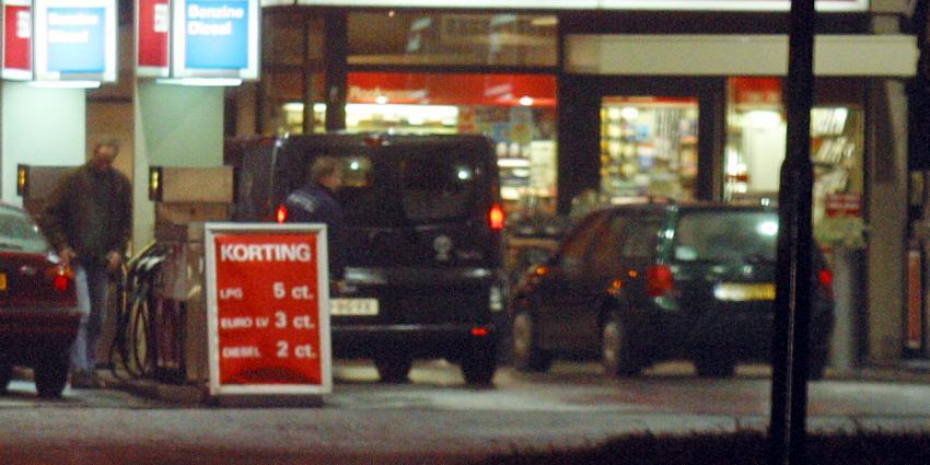 Alcoholverkoop op benzinestations blijft verboden