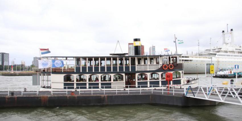 Hulpdiensten uitgerukt voor brand op de Berenboot