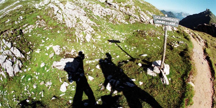 Twee Nederlandse bergbeklimmers in de Zwitserse Alpen omgekomen