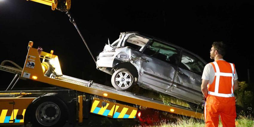 bergingsauto-schade