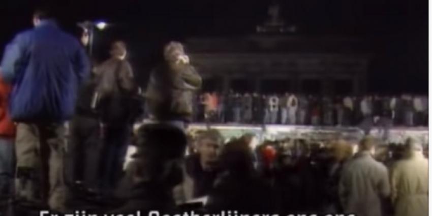val, berlijnse muur, 30 jaar