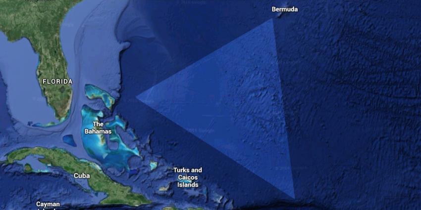 Mysterie Bermudadriehoek mogelijk ontrafeld