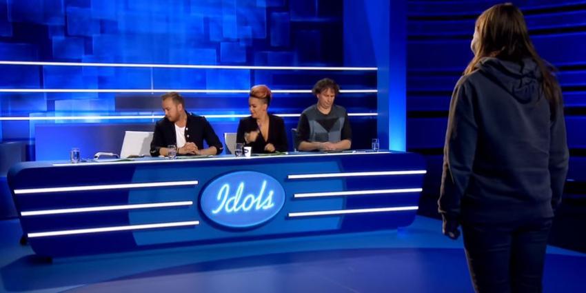 1,5 miljoen kijkers horen koorzangeres Betty in Idols