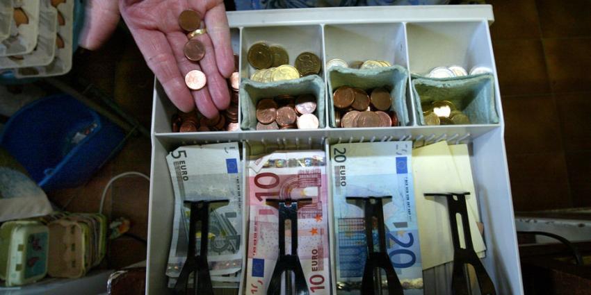 Cash betalen moet mogelijk blijven