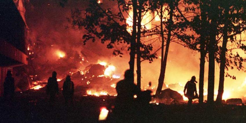 Bijlmerramp 25 jaar geleden