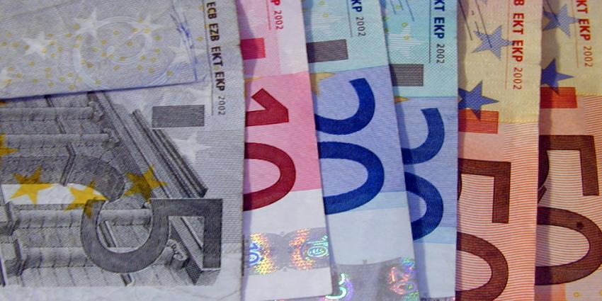 Foto van euro biljet geld | Archief EHF