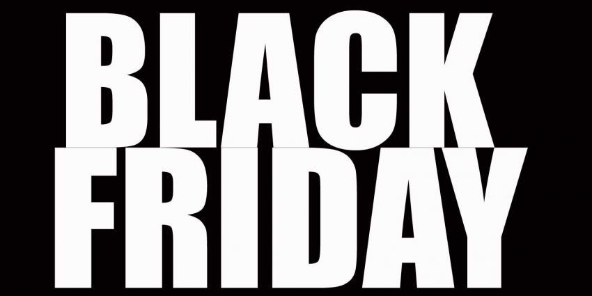 Zwarte Vrijdag zo zwart nog niet