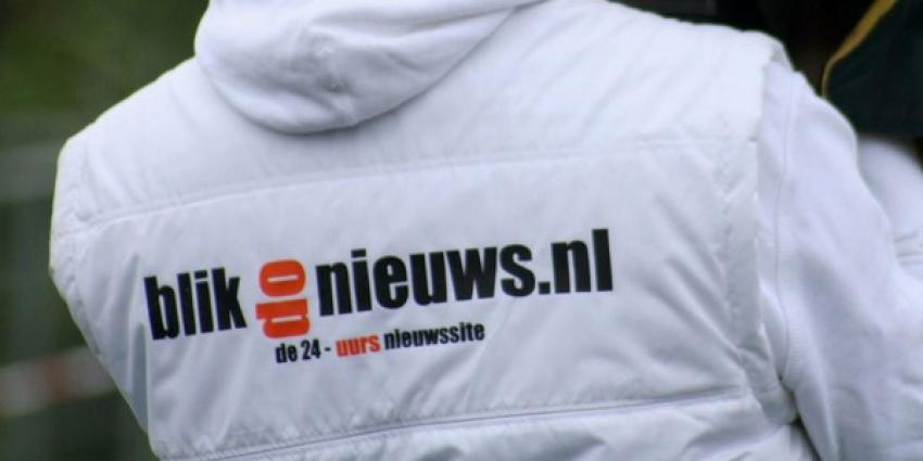 Enorme heilbot bij Makro in Nijmegen