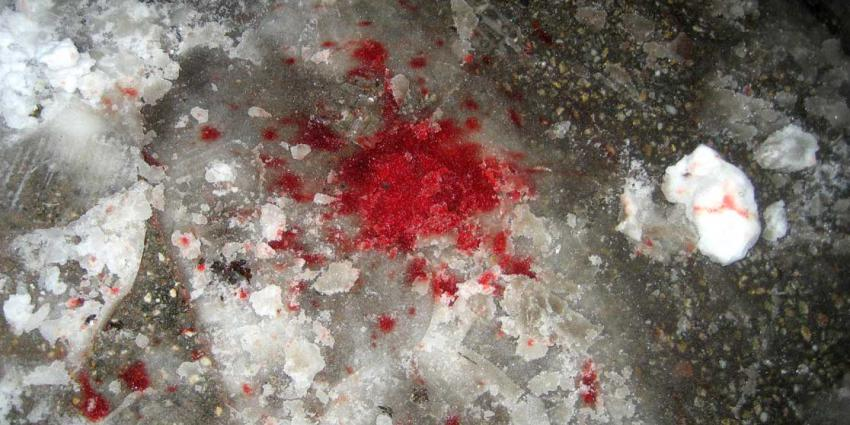 Politie tast in duister over bloedspoor in Drimmelen