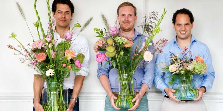 Startup Bloomon haalt 3,5 miljoen euro bij investeerders op