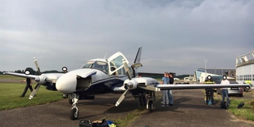 9 Aanhoudingen voor smokkel Albanezen via vliegveld Teuge