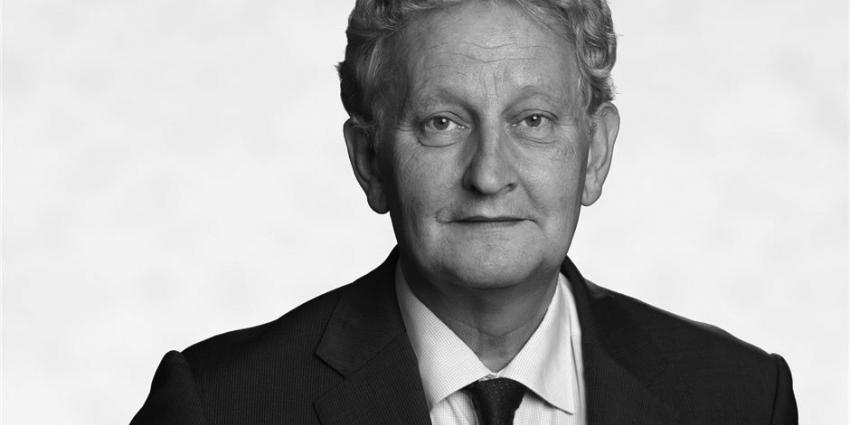 Burgemeester Van der Laan overleden