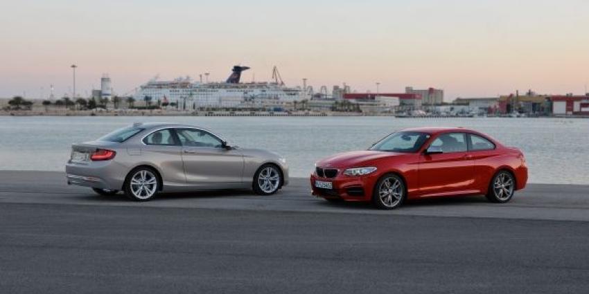 De nieuwe BMW 2 Serie Coupe