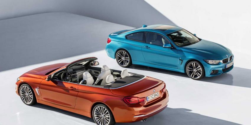 Nieuwe BMW 4 serie vanaf € 40.705