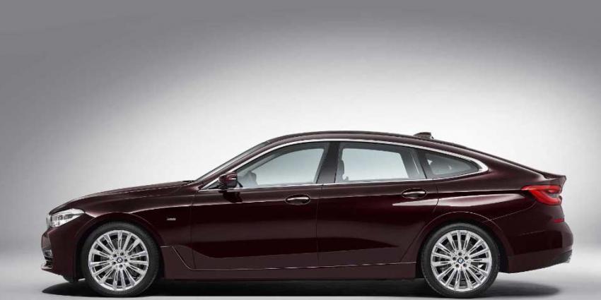 Nieuwe BMW 6 Serie vanaf 72.741 euro