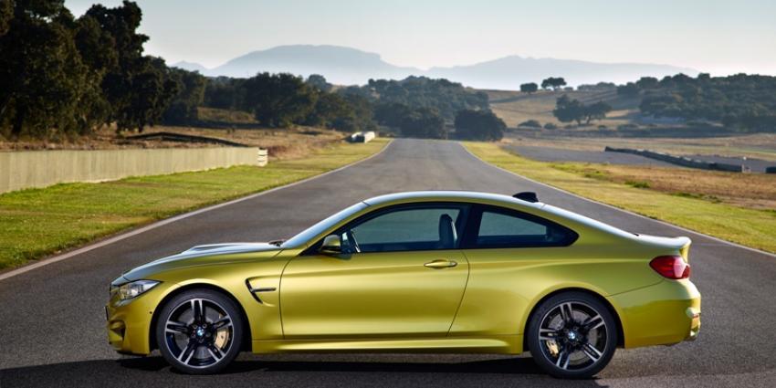 Foto van BMW M4 Coupé