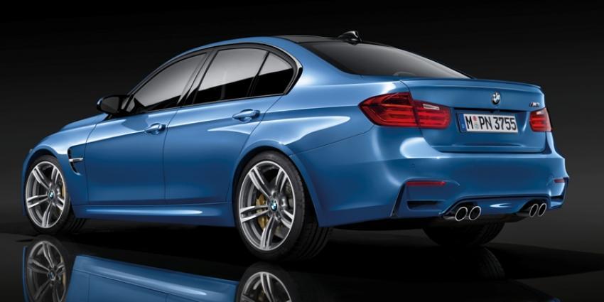 Foto van BMW M3 Sedan