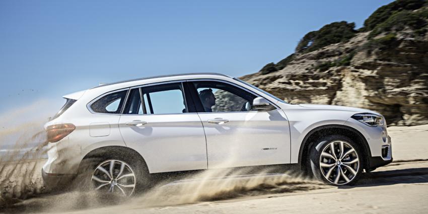 De nieuwe BMW X1 met krachtiger Sports Activity Vehicle uiterlijk