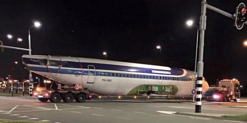 ROC Airport is een Boeing 737-200 rijker